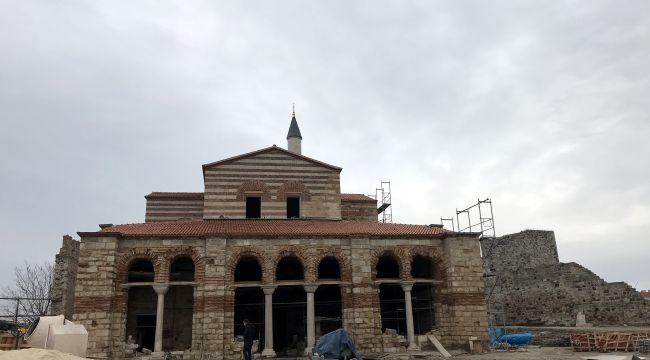Caminin bir köşesi müze olacak