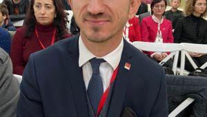 CHP Merkez İlçe Başkanı Güngörmedi oldu