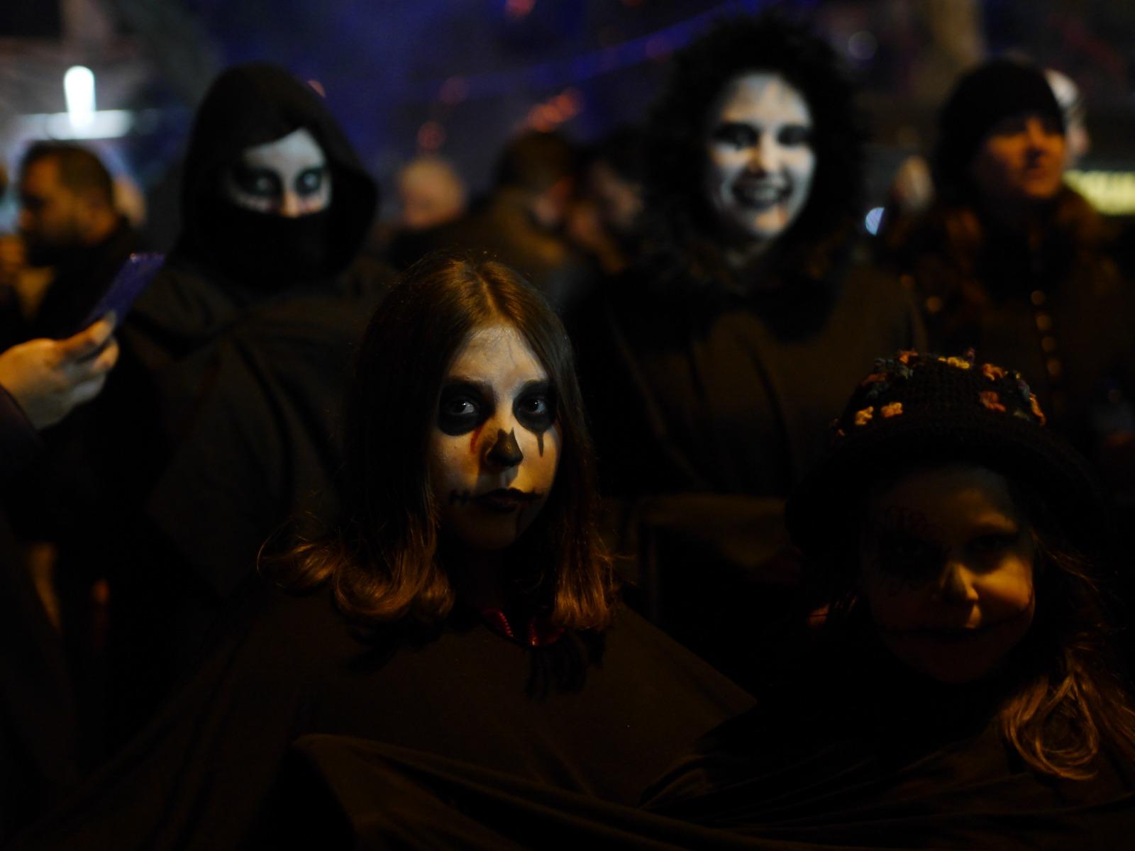 Edirne'de korkutan gece