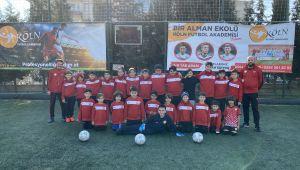 Köln Futbol Akademisi Edirne'de açıldı