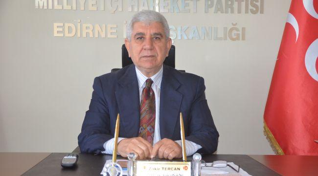 'MHP Edirne'de milletvekili çıkaracak güçte'