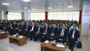 Öğrenciler Edirne'de buluştu
