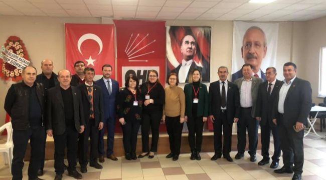 Özden, CHP Havsa İlçe Başkanı seçildi