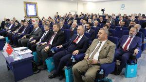 Tabakoğlu, istişare toplantısında