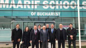 TÜ, Balkanlar'daki temaslarını sürdürüyor