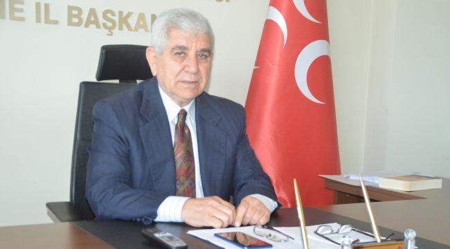 'Türkiye'nin kalbi MHP'de atacak'