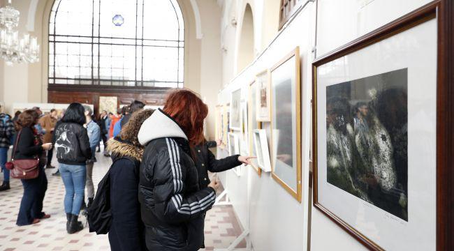Baskıresim sanatının ustaları Edirne'de buluştu