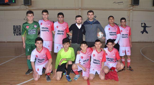 Futsal Yıldız Erkekler turnuvası