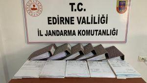 Jandarma'dan fatura operasyonu