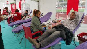 Kan bağışında ikinciyiz