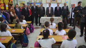 Öğrencilere Tarhana çorbası