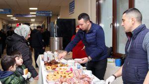 TÜ'den depremzede öğrenciler için kermes