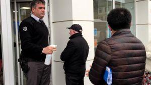 Bankalarda koronavirüs önlemleri