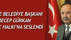 Gürkan'dan Edirnelilere moral