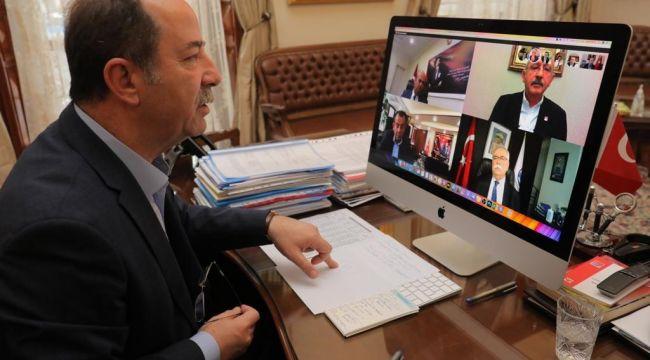 Gürkan, Kılıçdaroğlu'na tedbirleri anlattı