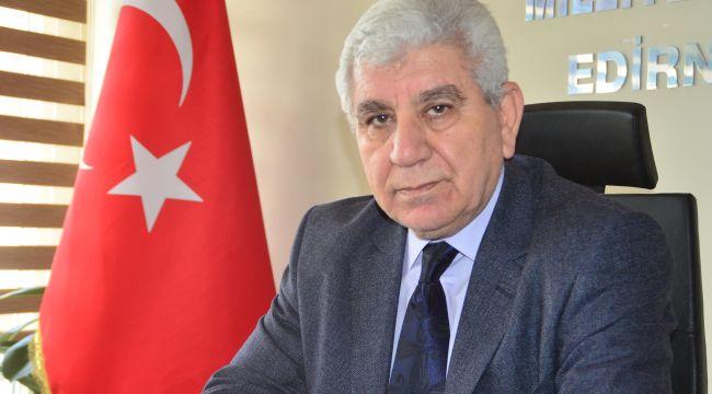 'MHP Edirne'nin şah damarıdır'