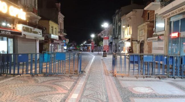 Saraçlar Caddesi kapanıyor mu?