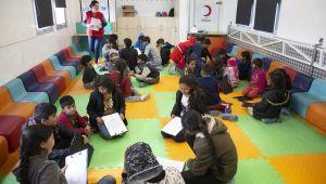 Türkiye'den sığınmacılara yardım eli