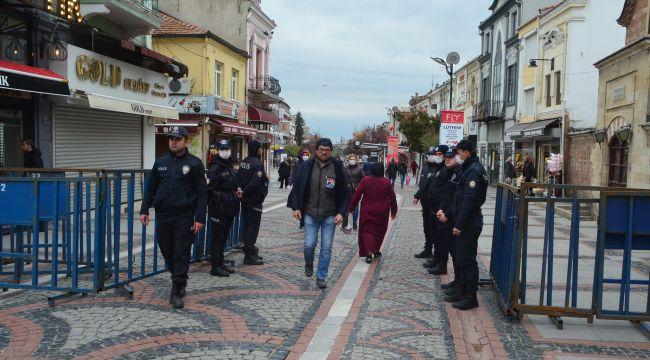 Edirne'de korona alarmı