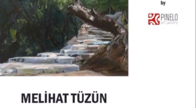 TÜ Güzel Sanatlar Fakültesi Dekanı Tüzün sanatseverleri