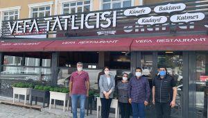 AK Parti'den esnaf ve kurum ziyaretleri