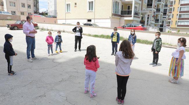 Alkışlar Edirne'nin çocuklarına
