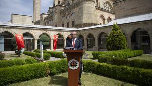 Edirne ve Kırklareli'nde projesi hazırlanmamış vakıf eseri kalmayacak