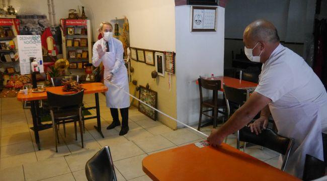 Restoranlarda 1 Haziran'a hazırlığı