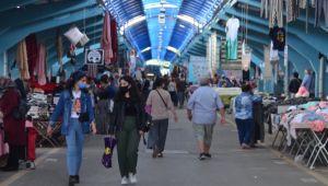 Ulus değil 'Bayram pazarı'
