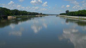 Yağışlar nehir debilerini artırdı
