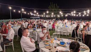 Düğünler Kovid-19 tedbirleriyle yapılmaya başladı