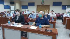 İba, İl Genel Meclis toplantısına katıldı