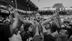 İşte Kırkıpınar'ın en güzel fotoğrafları