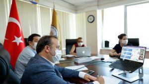 Trakya Üniversitesi TÜBİTAK toplantısında