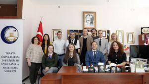 TÜ'den Türkiye'de bir ilk