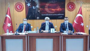 Meclis Keşan OSB müteşebbis heyeti belirlendi