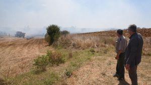 Orman yangınları büyümeden söndürüldü