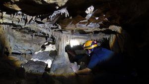 Trakya'daki mağaralar mercek altında