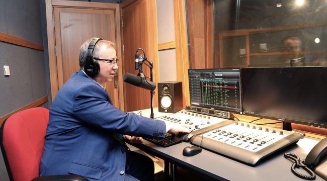 TÜ'nün radyosu Günebakan yayında