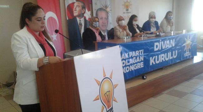 AK Parti Havsa Kadın Kolları Tezcan'a emanet