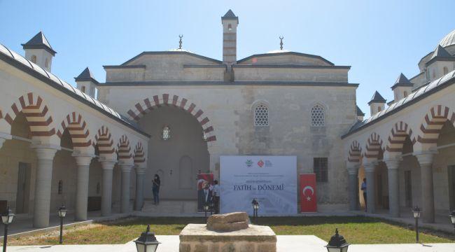 Edirne'de Fatih müzesi konferansı