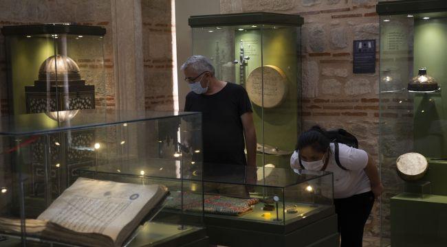 Edirne, müzeleriyle 11'inci sırada