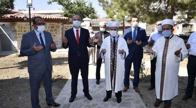 İsmail Ağa Camisi İbadete Açıldı