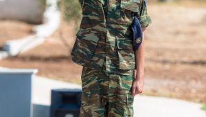 JuniorMiçotakis Edirne sınırında asker
