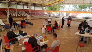 Kızılay'dan kan stoklarını artırmak bağış kampanyası