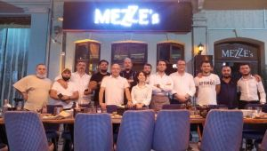 Mezze's restoran açıldı