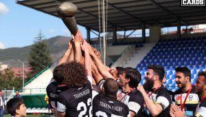 Trakya Ragbi şampiyon oldu