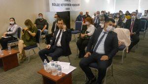 Trakya veterinerleri Edirne'de buluştu