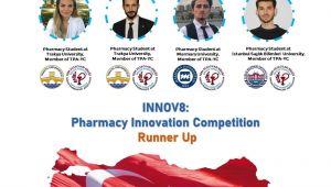 Türk takımı, eczacılıkta dünya ikincisi
