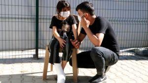 Yunan askerinin 8 yaşındaki çocuğu yaraladığı iddiası